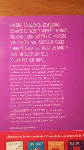 Imagen producto Libro El Diario de Meri 2