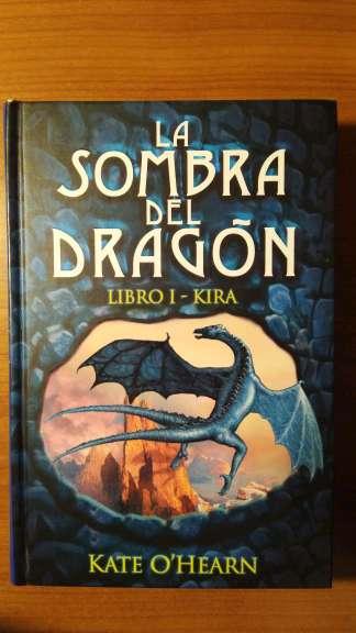 Imagen producto Libro la sombra del dragón, libro 1- kira 1