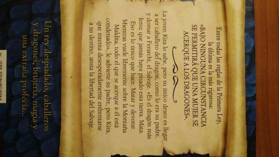 Imagen producto Libro la sombra del dragón, libro 1- kira 2