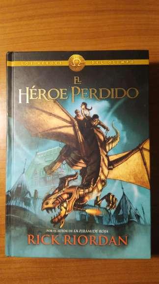 Imagen producto Libro El héroe perdido 1