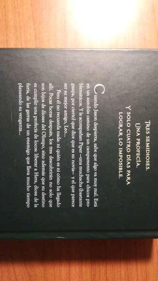 Imagen producto Libro El héroe perdido 2