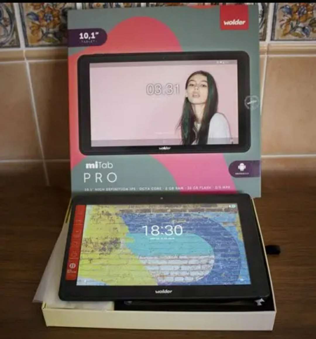 Imagen Tablet nueva