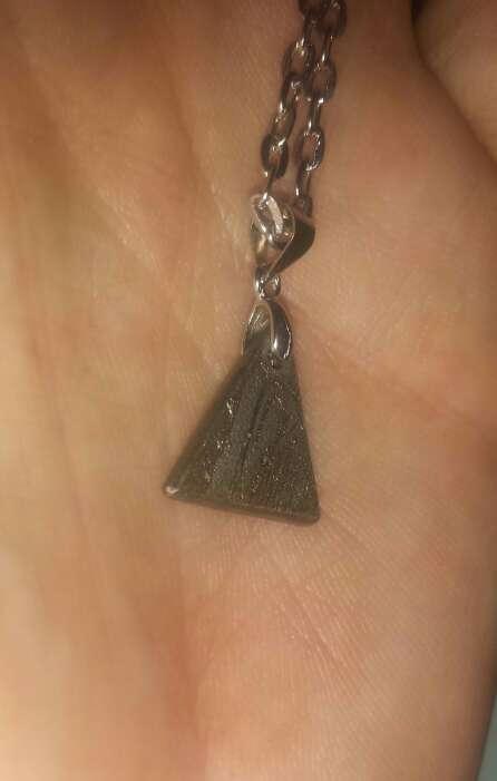 Imagen producto Triángulo meteorito a doble ácido  2