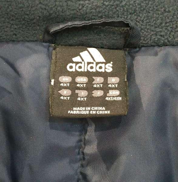 Imagen producto Abrigo Adidas Real Madrid sin estrenar. Talla 4XT. 4