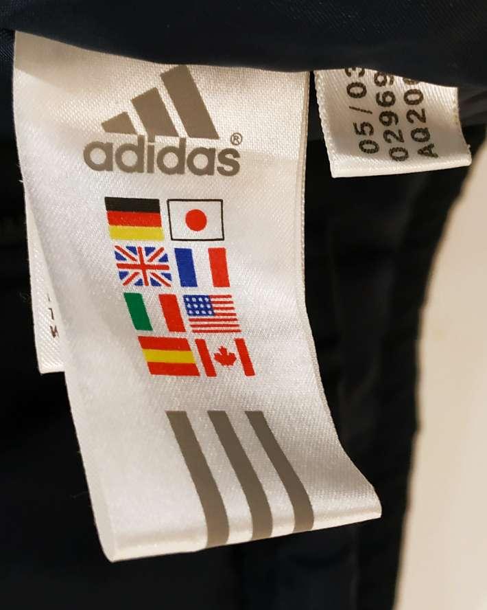 Imagen producto Abrigo Adidas Real Madrid sin estrenar. Talla 4XT. 5