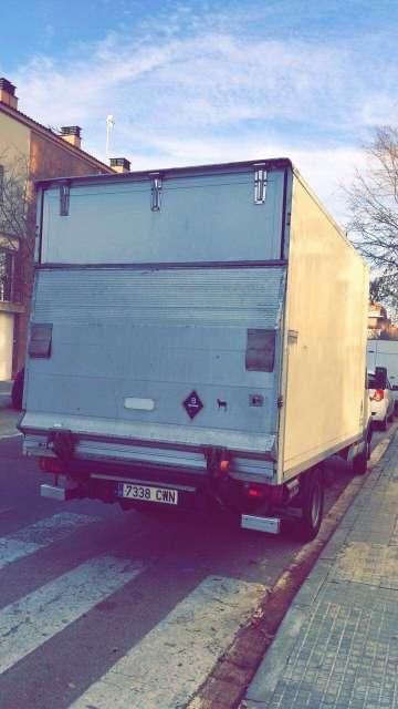 Imagen producto Mudanzas y Transporte  8