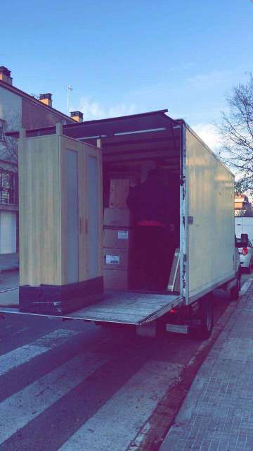 Imagen producto Mudanzas y Transporte  7