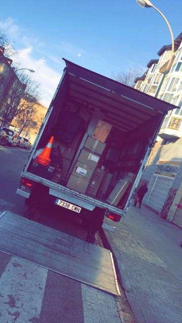 Imagen producto Mudanzas y Transporte  6