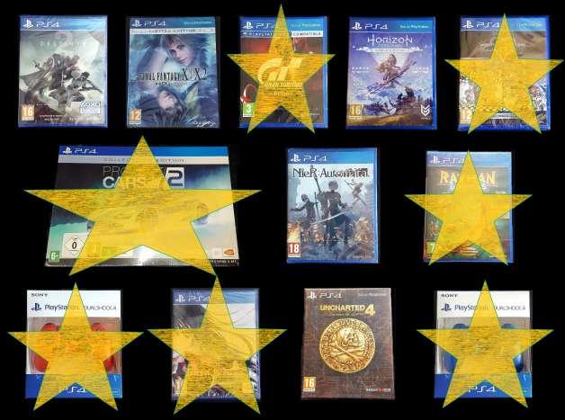 Imagen PS4 Juegos nuevos y precintados