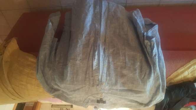 Imagen producto Camisas Manga Larga Bordadas 5 y 6xl 5