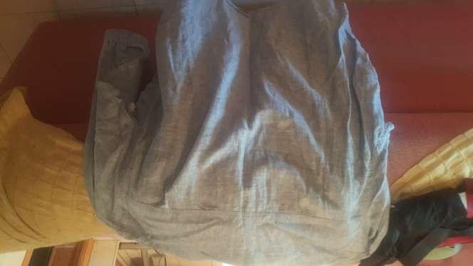 Imagen producto Camisas Manga Larga Bordadas 5 y 6xl 2