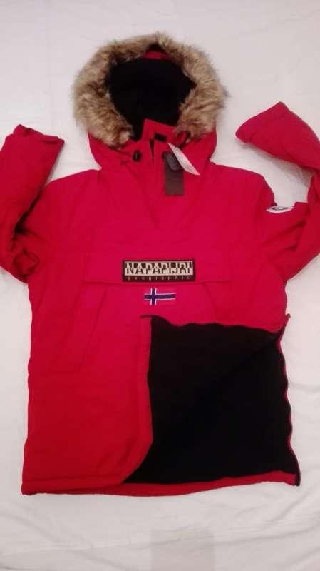 Imagen chaqueta napapijri