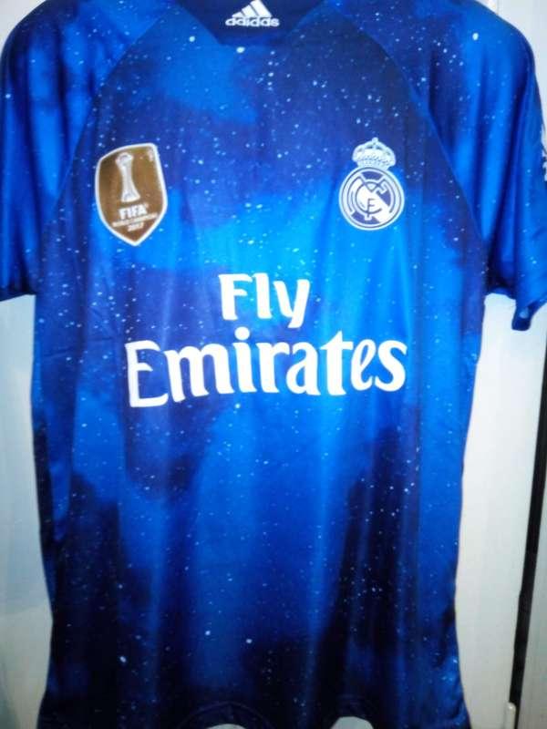 Imagen  Real Madrid camisetas 2019 E. H Sport
