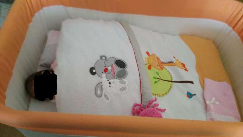 Imagen Minicuna bebe