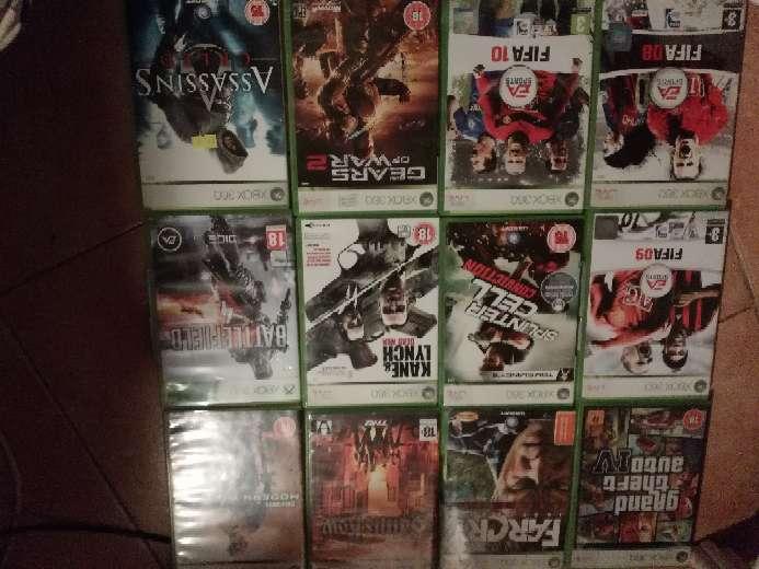 Imagen juegos xbox