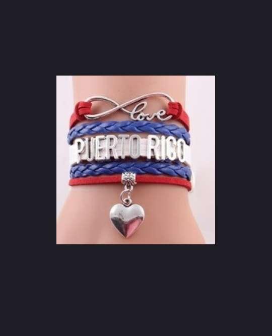 Imagen leather bracelet