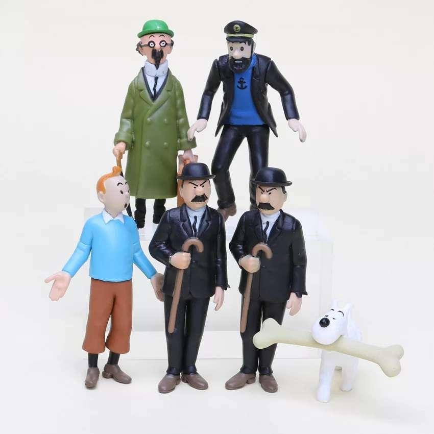 Imagen Figuras Tintin