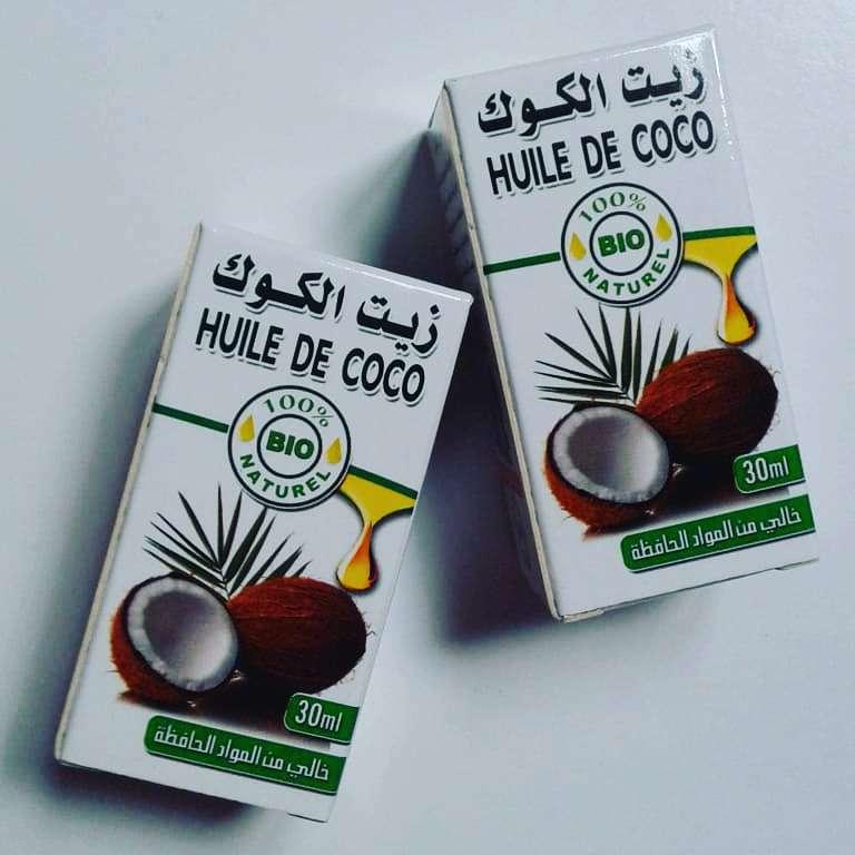 Imagen Aceite de coco puro