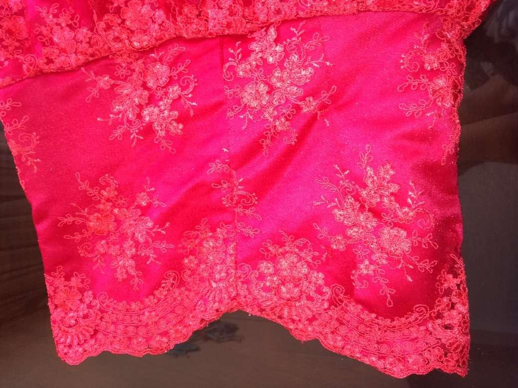 Imagen Vestido de fiesta rojo
