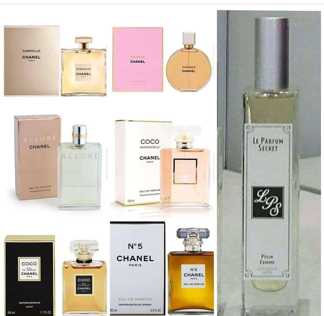 Imagen producto Vendo perfumes 2