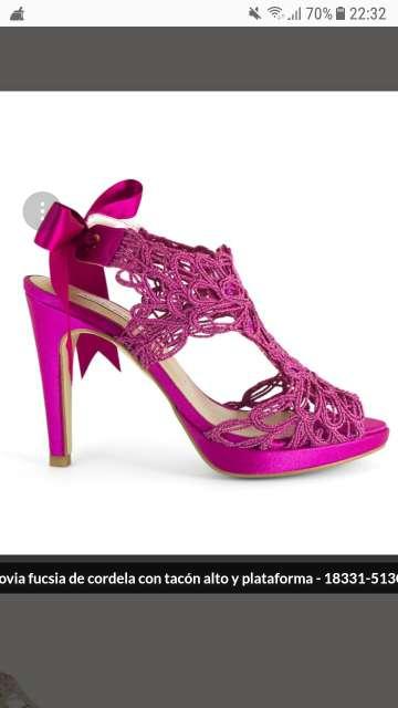 Imagen zapatos novia
