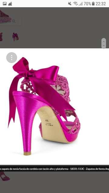 Imagen producto Zapatos novia 2