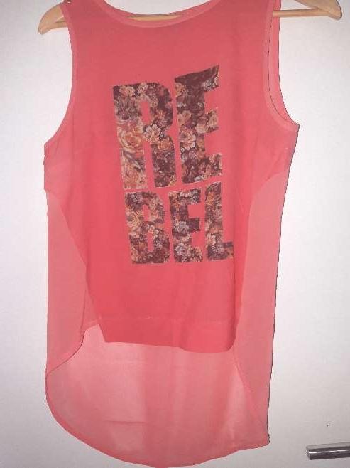 Imagen producto Camiseta rosa redel 2