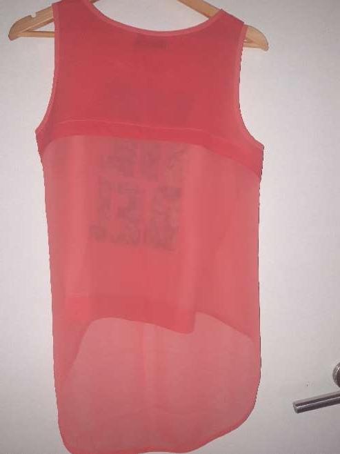 Imagen camiseta rosa redel