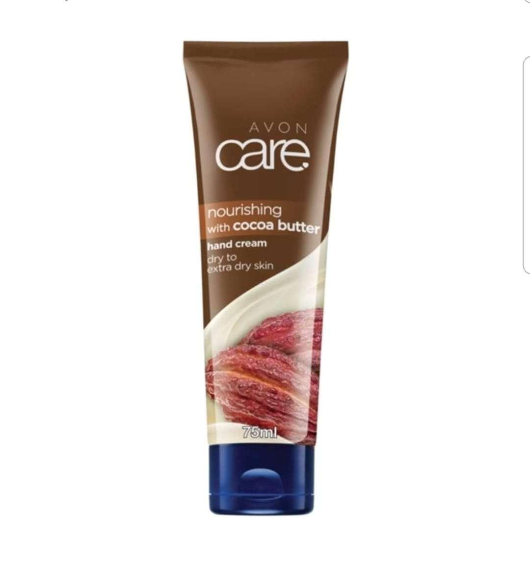 Imagen Crema de manos manteca de cacao