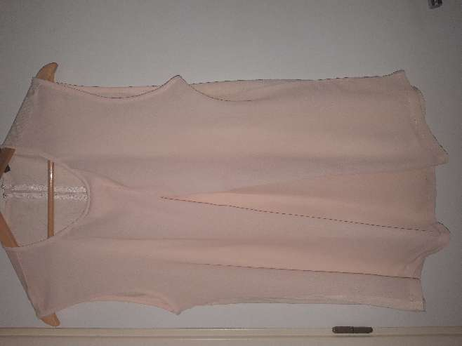 Imagen camisa rosa claro