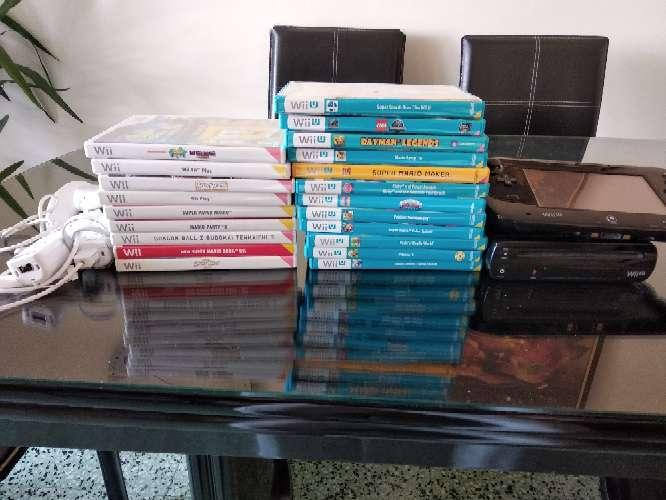 Imagen producto Wii U + juegos 4