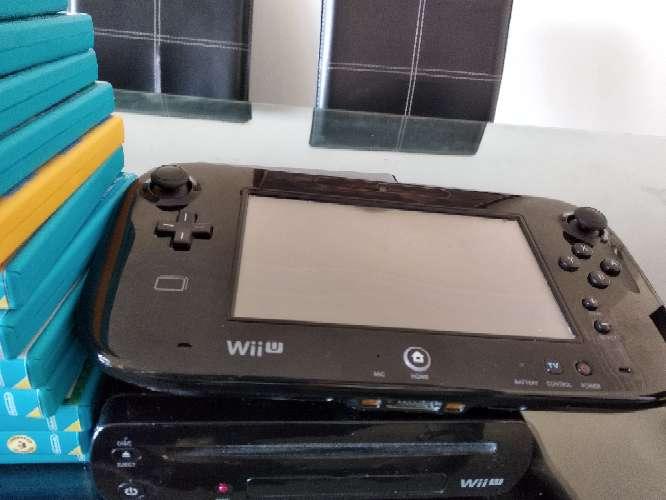 Imagen Wii U + juegos