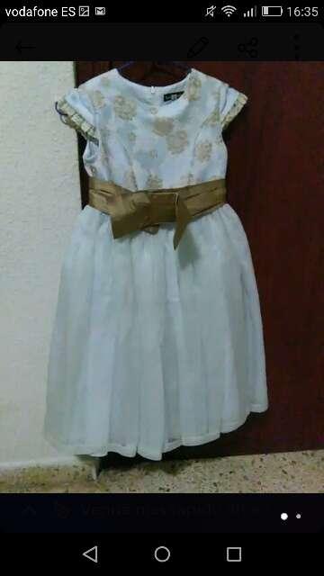 Imagen vestido niña 5 años