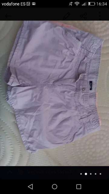 Imagen Pantalones cortos y falda T.8-9