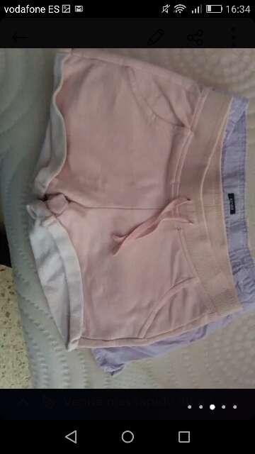 Imagen producto Pantalones cortos y falda T.8-9 2