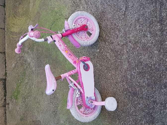 Imagen producto Se vende bicicleta de niña. 2