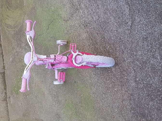 Imagen producto Se vende bicicleta de niña. 3