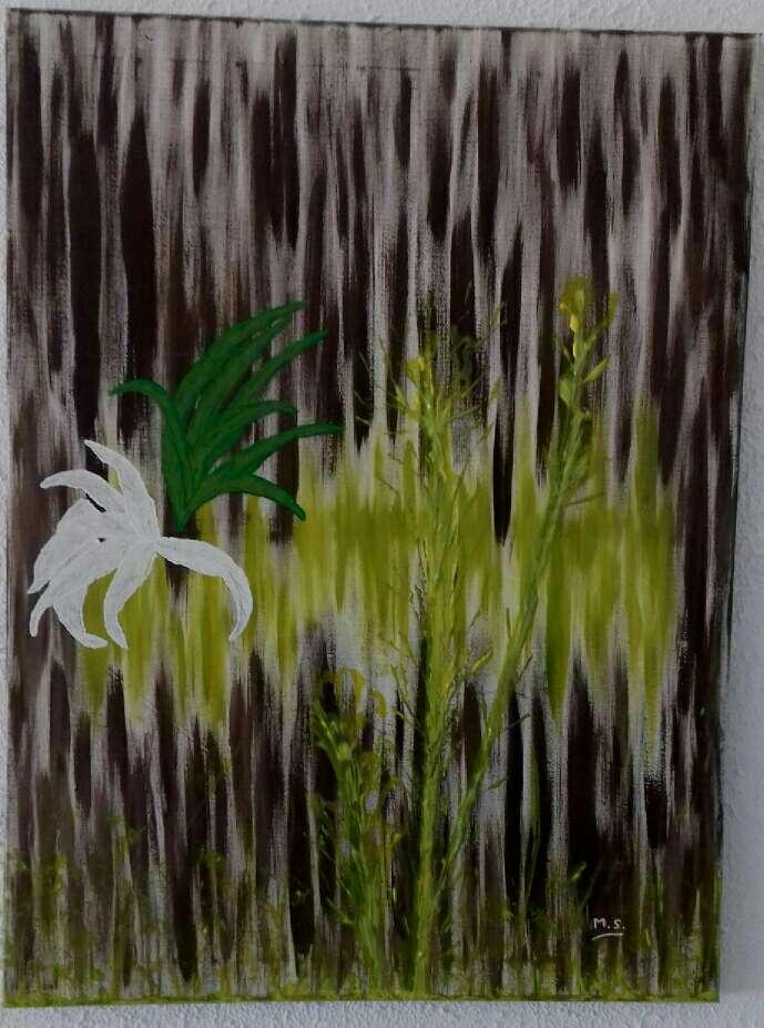 Imagen Pintura crílica