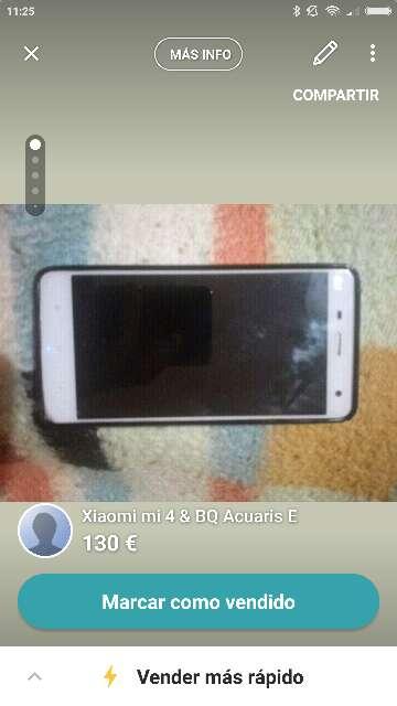 Imagen Xiaomi Mi4