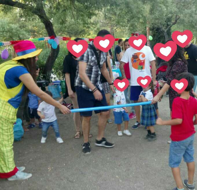 Imagen producto Fiestas infantiles, payasos, princesas, piratas 4