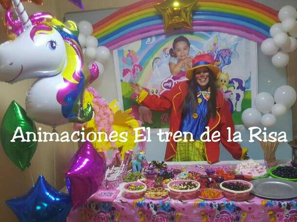 Imagen Fiestas infantiles, payasos, princesas, piratas