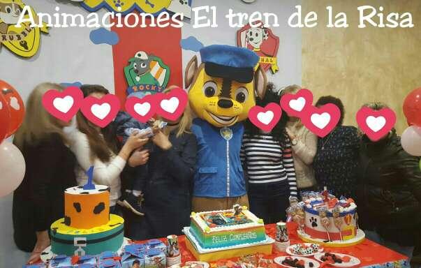 Imagen producto Fiestas infantiles, payasos, princesas, piratas 3