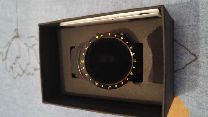 Imagen producto Lemfo f1 reloj intelijente 2