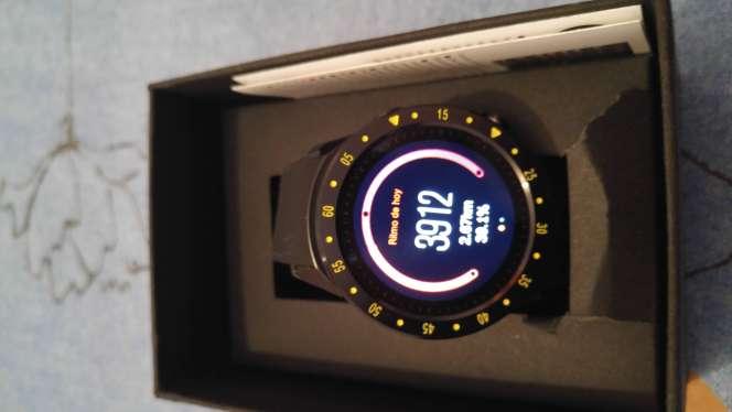 Imagen Lemfo f1 reloj intelijente