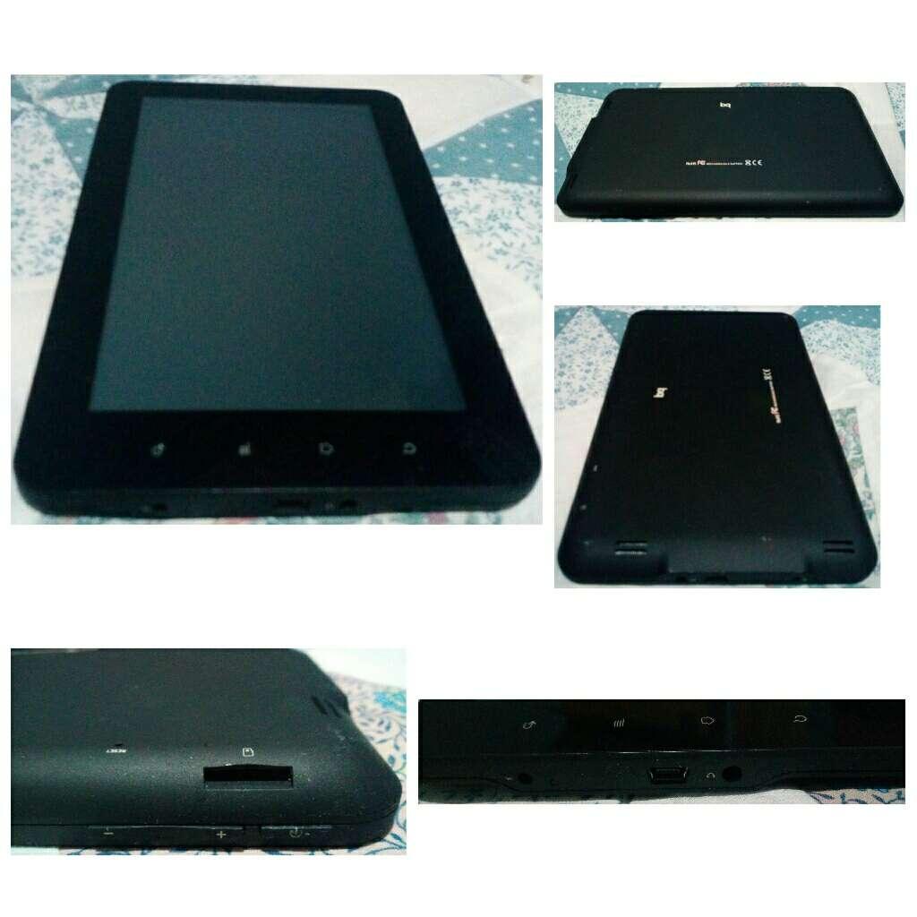 Imagen Tablet 7 Pulgadas Bq ( Leer Bien )