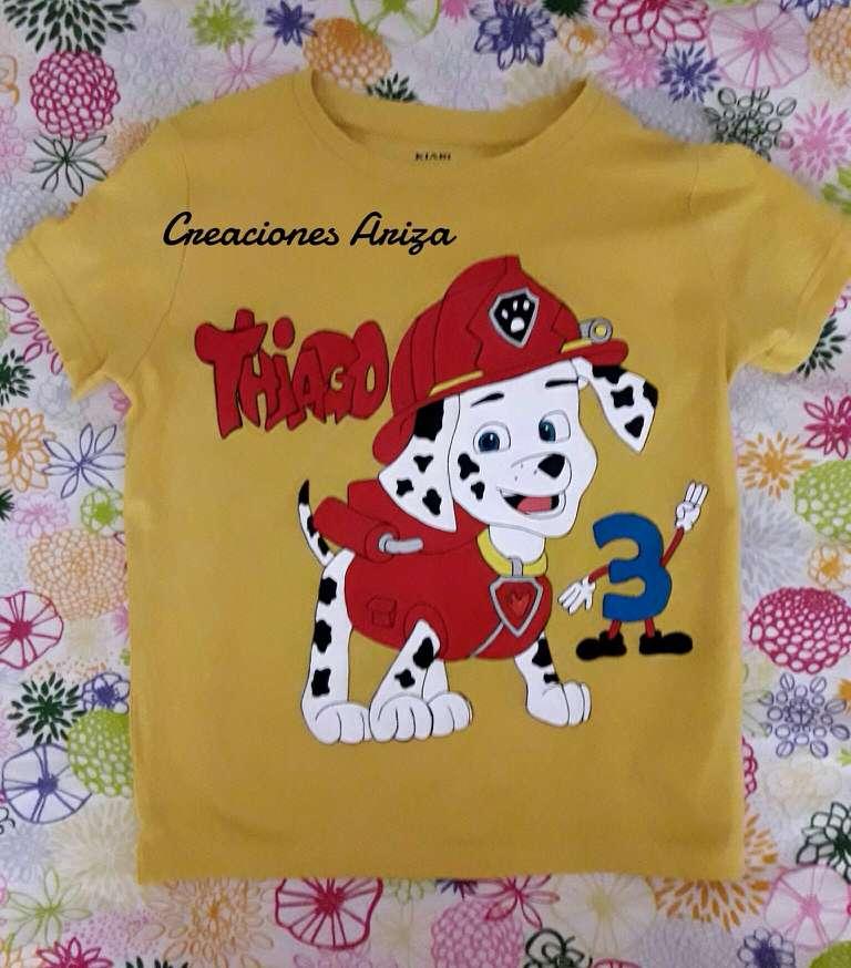 Imagen Camisetas!! Cumpleaños