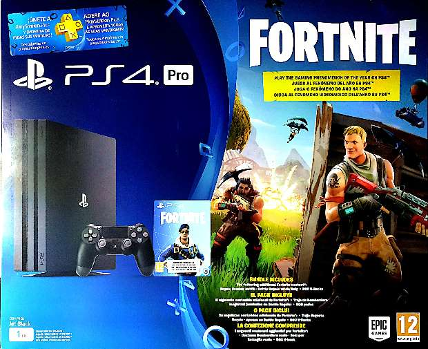 Imagen producto PS4 PRO 1 TB 1