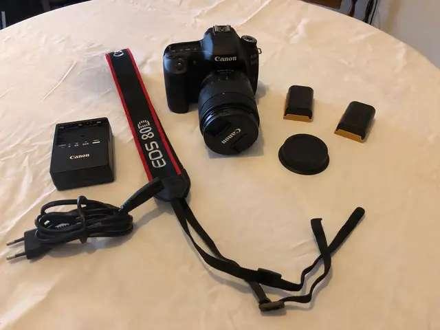 Imagen Canon 80D Como nueva