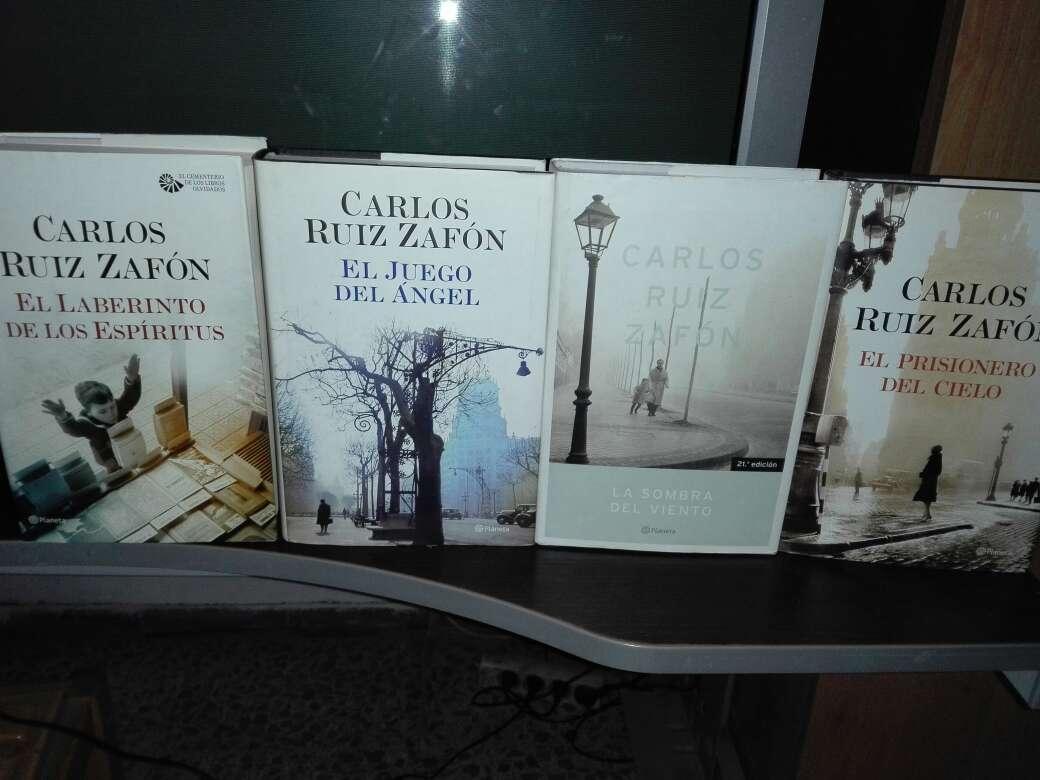Imagen producto Libros del Carlos Ruiz Zafón el laberinto de los espíritus 1