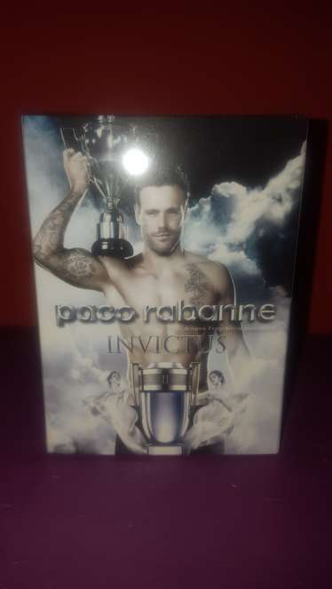 Imagen producto PACO RABANNE INVICTUS perfume hombre 2019 1